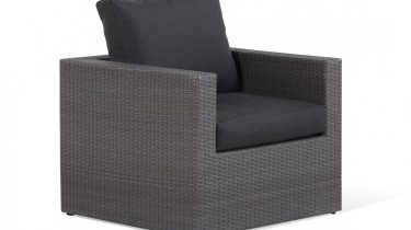 wicker tuinstoel